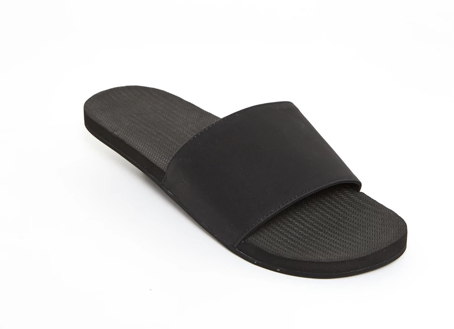 ESSNTLS Slides Men Black