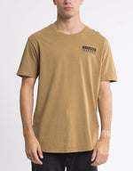 Artnoc Tee - Brown