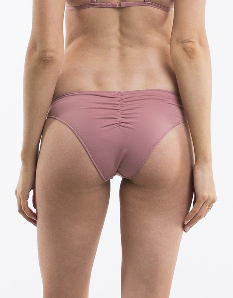 Eve Cheeky Pant - Mauve