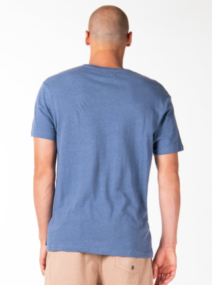 All Time Short Sleeve Tee - Crown Blue
