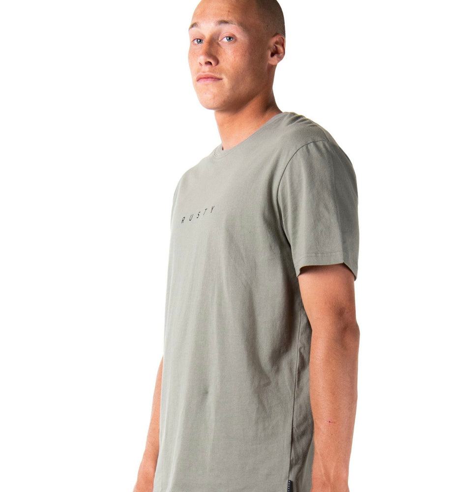 Short Cut Short Sleeve Tee - Savanna