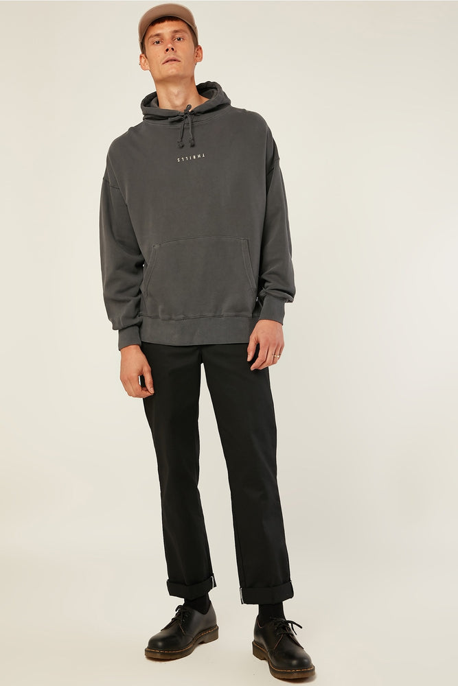 Minimal Thrills Slouch Pull-On Hoodie