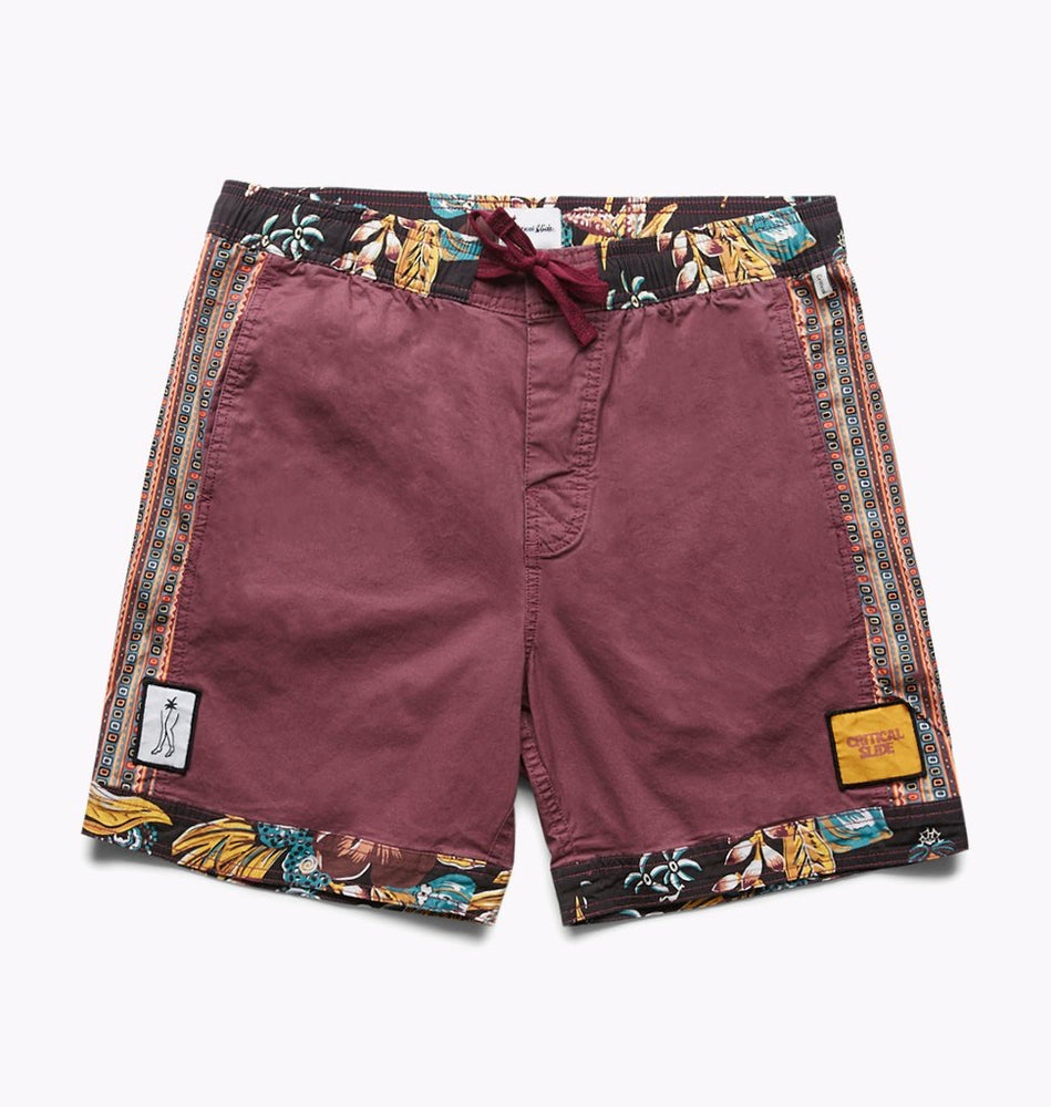 Mixed Tapes Boardshort - Vino