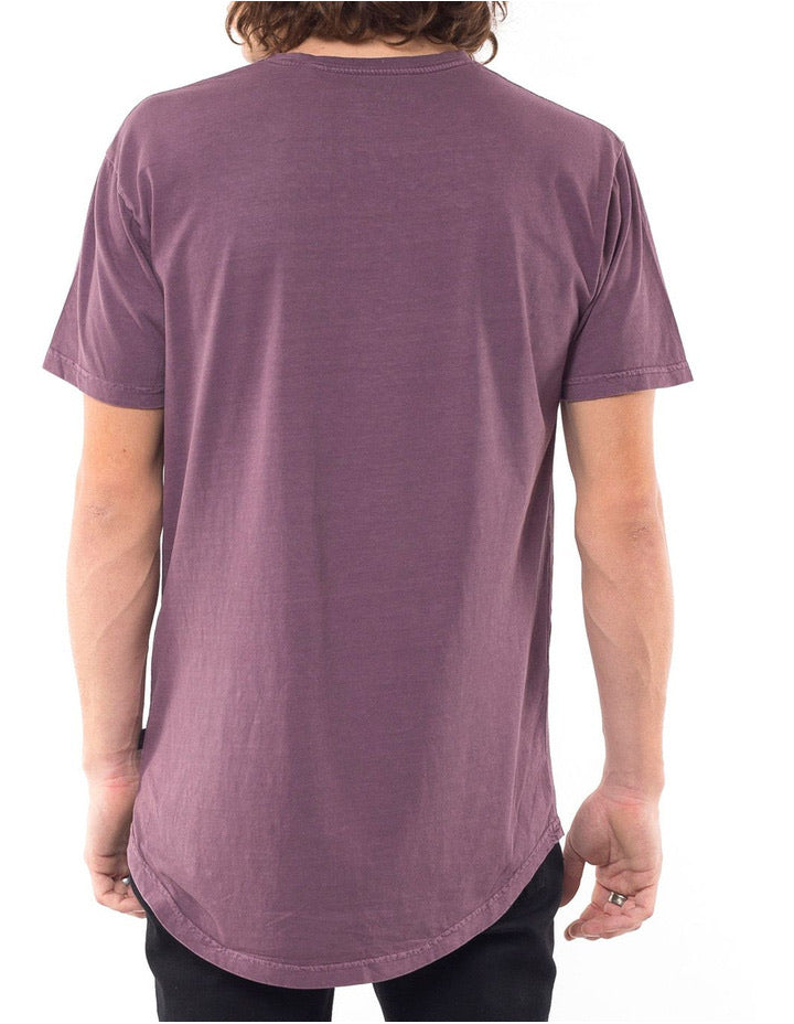 Acid Tail Tee - Grape