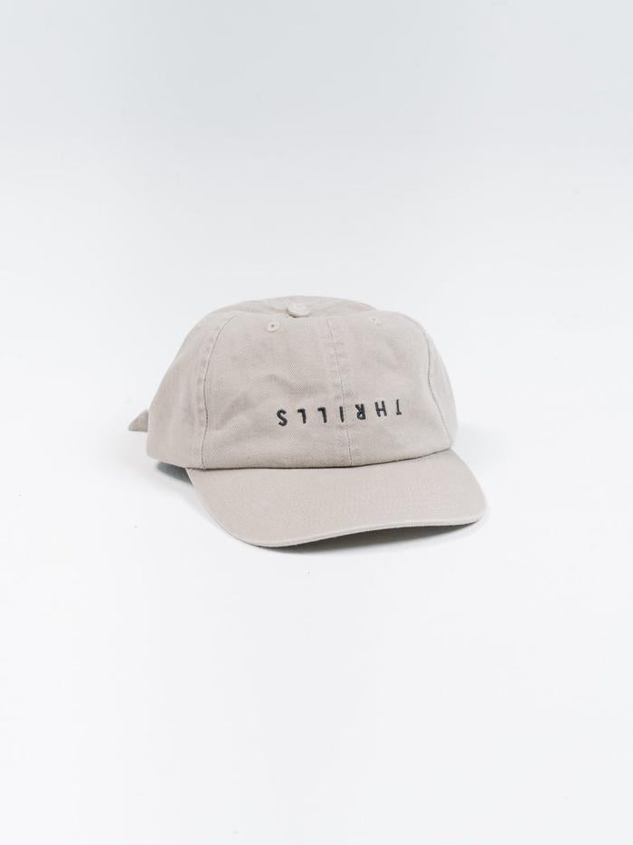 Minimal Thrills Cap - Oxford Tan