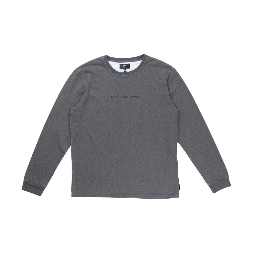 Rusty Hogwash Long Sleeve Tee