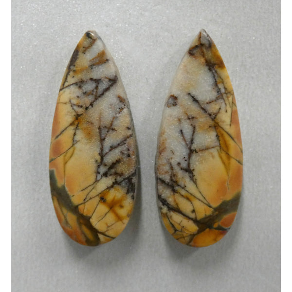 Red Creek Jasper Matched Pair