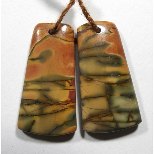 Red Creek Jasper Pair