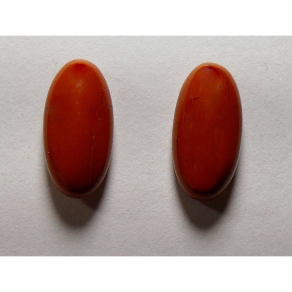 Red Jasper Matched Pair