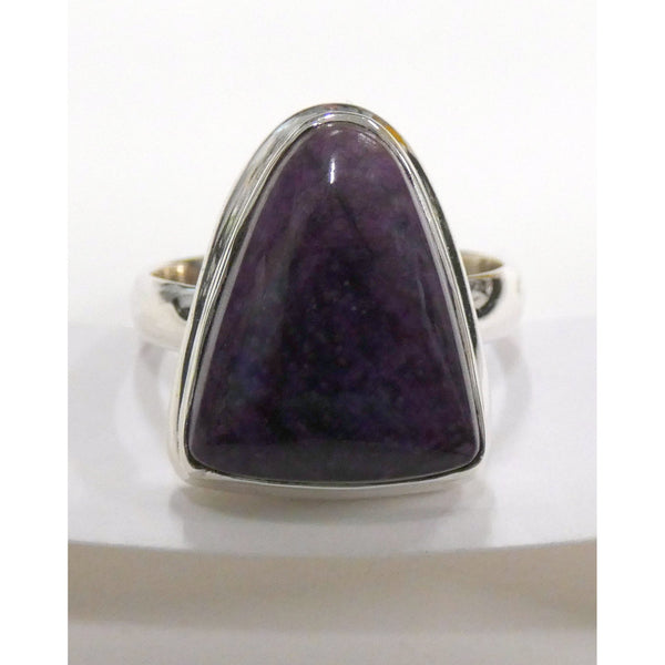 Sugilite in Sterling Silver