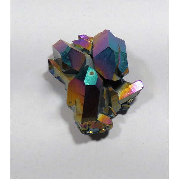 Titanium coated Quartz Cluster