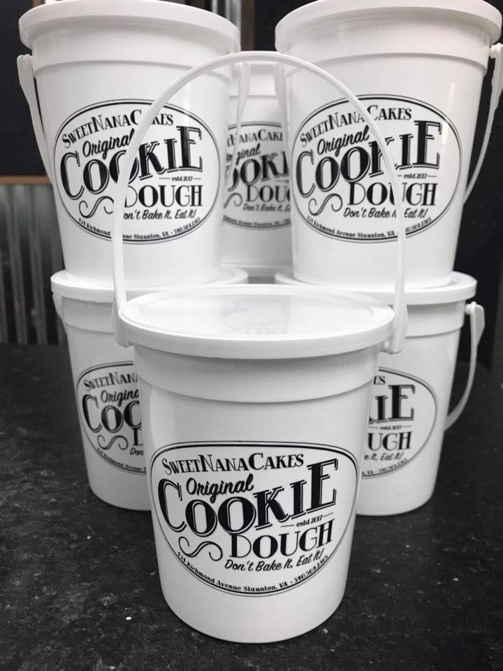 EDIBLE COOKIE DOUGH ORIGINAL COOKIE DOUGH - QUART
