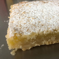 SOUTHERN LEMON BARS