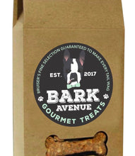 Load image into Gallery viewer, BARK AVENUE  GOURMET PET TREATS