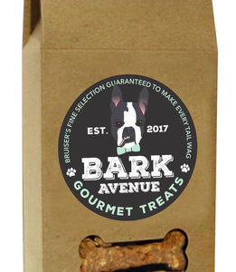 BARK AVENUE  GOURMET PET TREATS