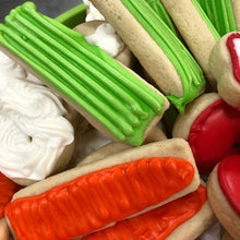 Load image into Gallery viewer, VEGGIE COOKIE PLATTER