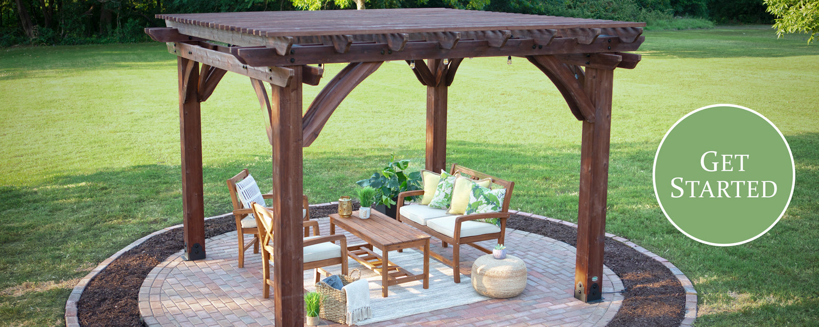 Leisure Time Products Pergolas and Gazebos