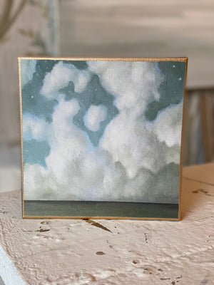 Big Sky art print on canvas