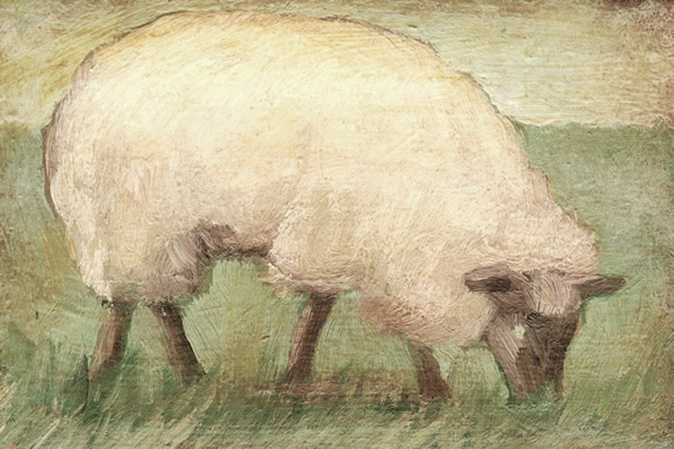 """PEACE""   (Sheep Grazing) FREE (Fine Art) DOWNLOAD"