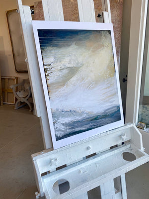 """Windswept"" A fine art giclee on archival paper, mounted on archival board"