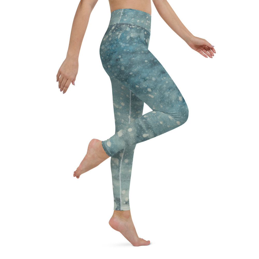 """Flurry"" Yoga Leggings"