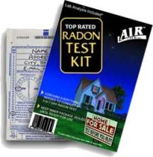 Air Chek Short Term Radon Test Kit - Radon Express
