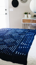 Indigo Mud Cloth