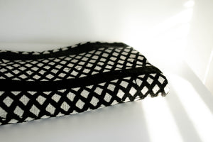 Black + White Mud Cloth