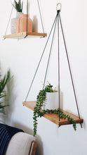 Two Hanging Shelves