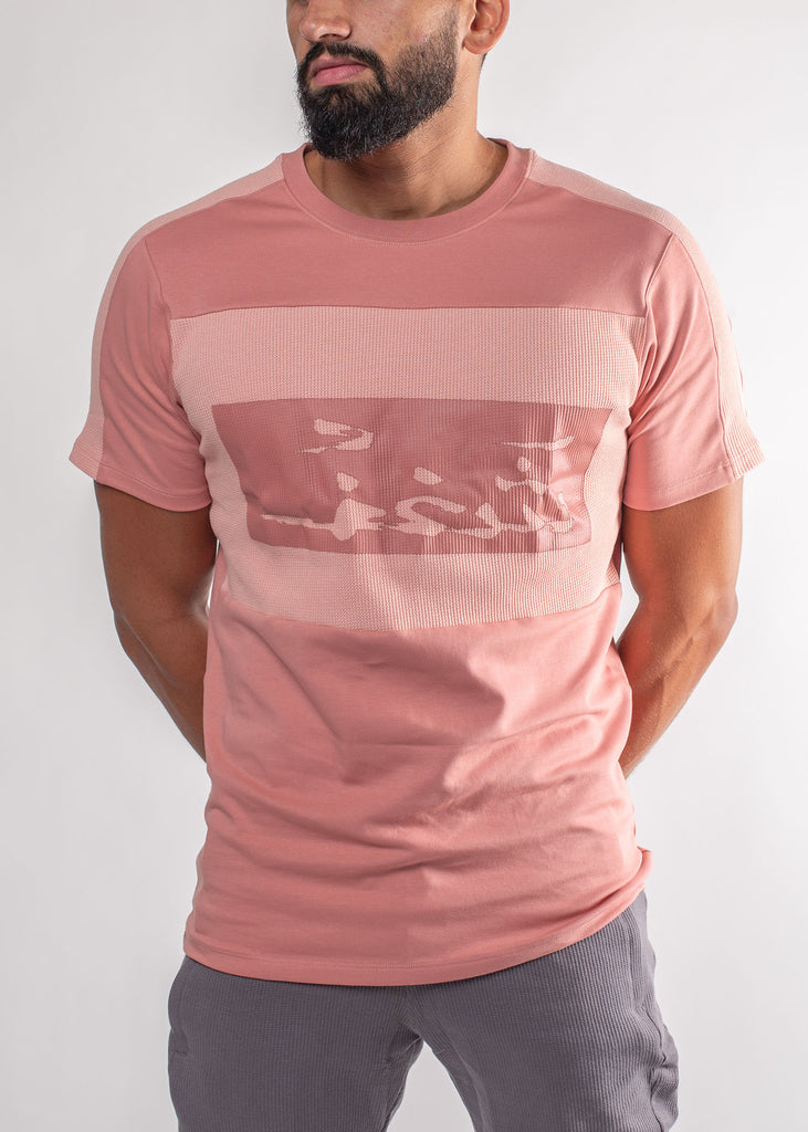 "Men's Shaggaf ""Passion"" Pink Shirt"