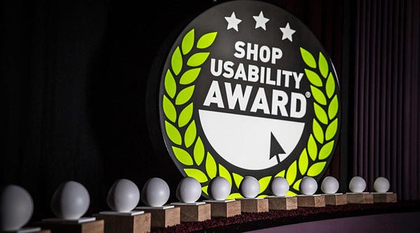 Tiny Boon ist nominiert für den Shop Usability Award 2019 | tiny-boon.com