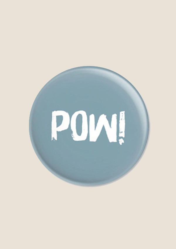 "ava&yves Button ""POW"" - tiny-boon.com"