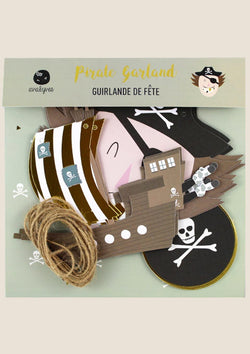 "ava&yves Girlande ""Pirat"" - tiny-boon.com"