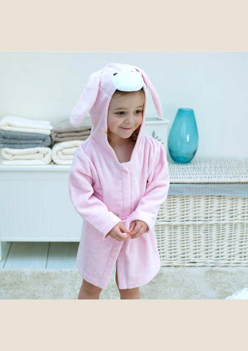 Bathing Bunnies Bademantel kleiner Hase - tiny-boon.com