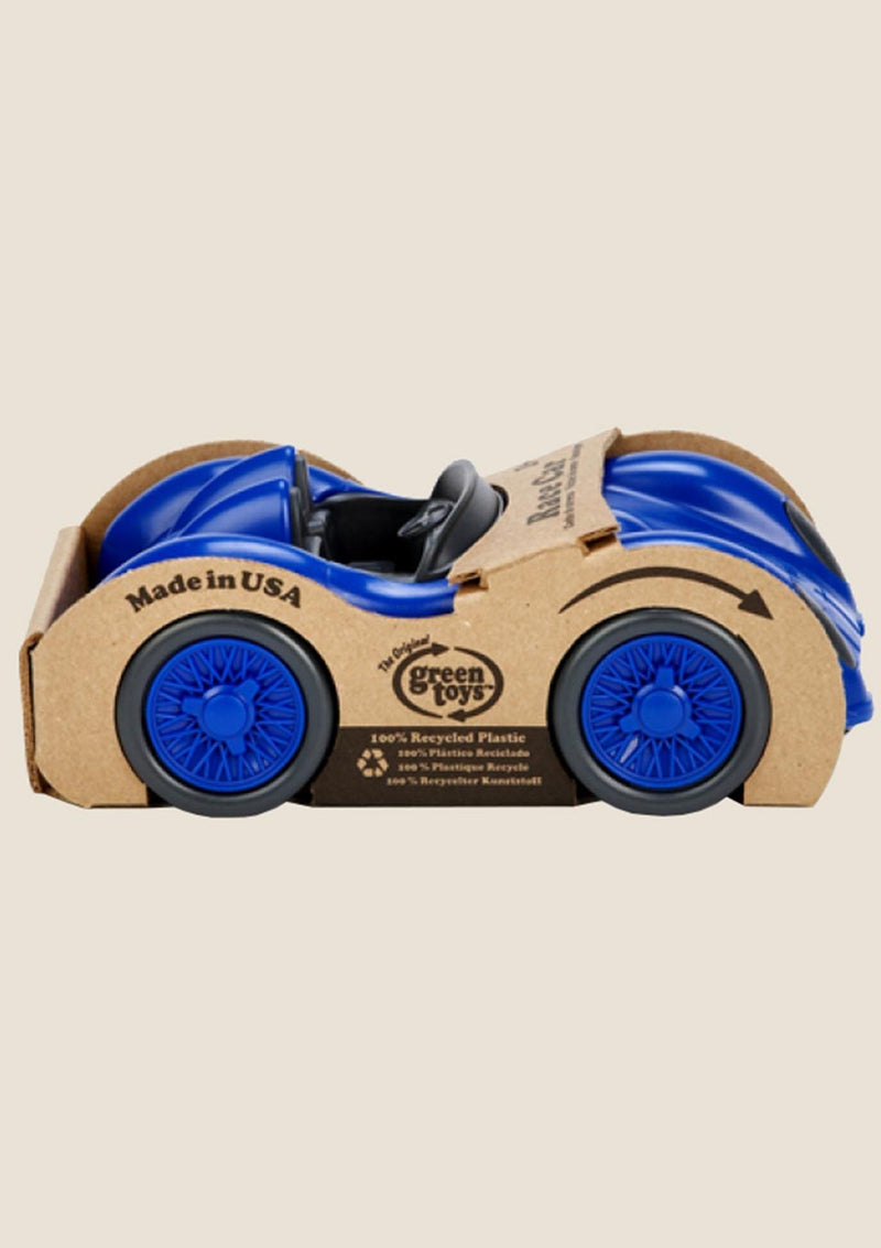 Green Toys Rennwagen in blau - tiny-boon.com