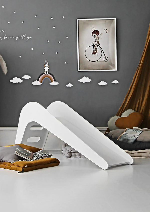"Jupiduu Indoor-Rutsche ""White Elephant"" - tiny-boon.com"