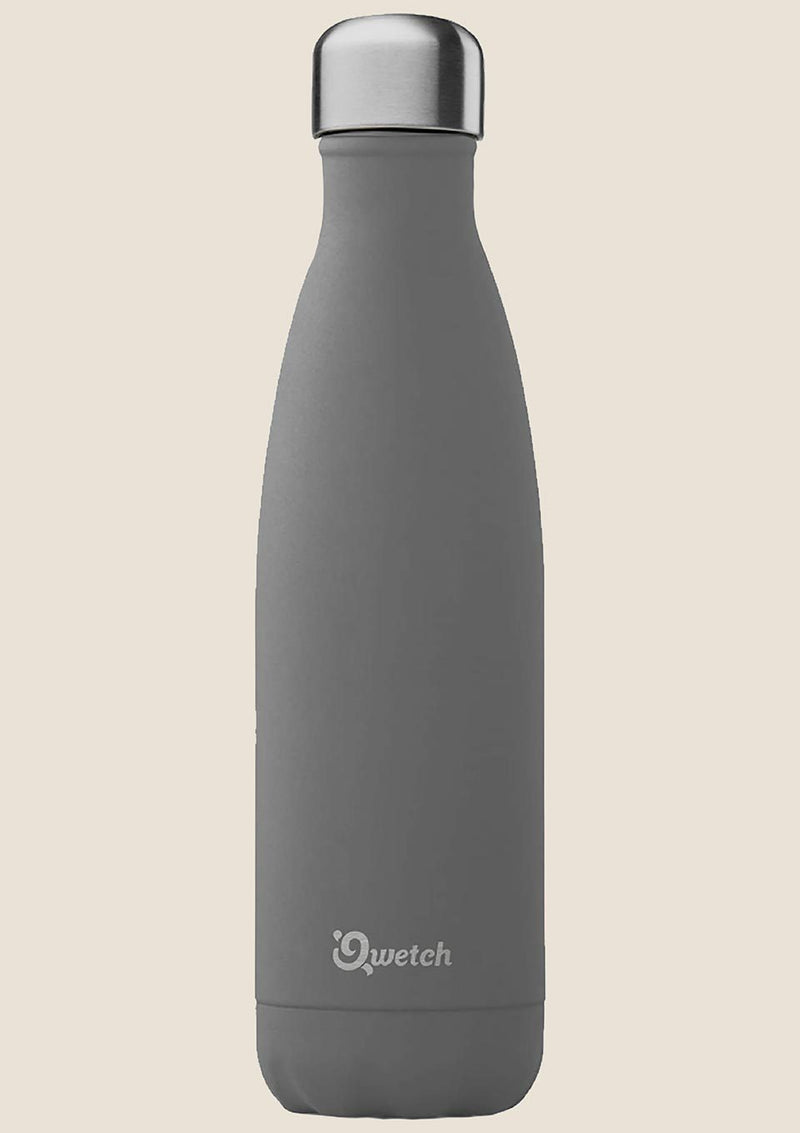 Qwetch Thermosflasche Granité Grey 500 ml - tiny-boon.com