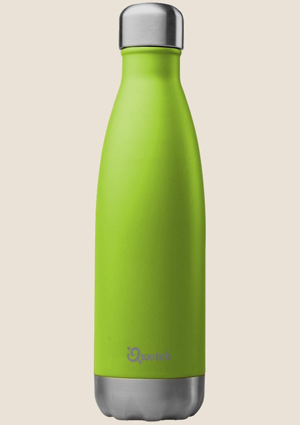 Qwetch Thermosflasche grün 500 ml - tiny-boon.com