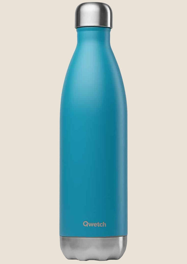 Qwetch Thermosflasche türkis 700 ml - tiny-boon.com