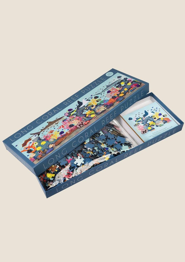 "Rex London Panorama Puzzle ""Korallenriff"" 500 Teile - tiny-boon.com"