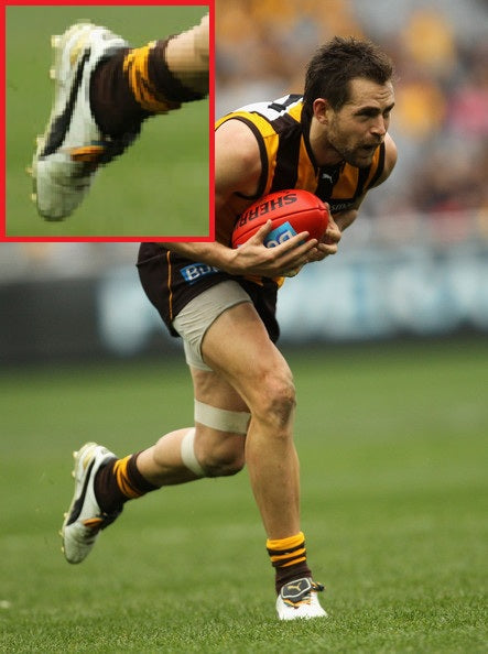 Footy Boots Of The Afl Myfootyboots Com Au Football