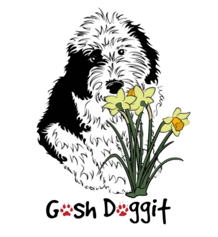 GOSH DOGGIT...HAND DRAWN IMAGES OF YOUR FAVORITE DOG BREED