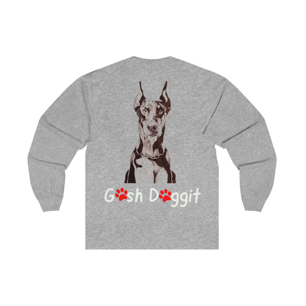 GOSH DOGGIT DOBERMAN PINSCHER