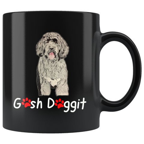 GOSH DOGGIT PORTUGUESE WATER DOG
