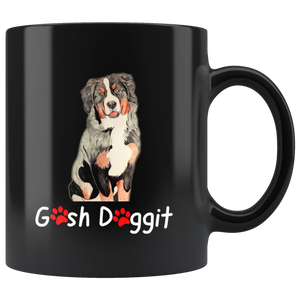 GOSH DOGGIT BERNESE MOUNTAIN DOG