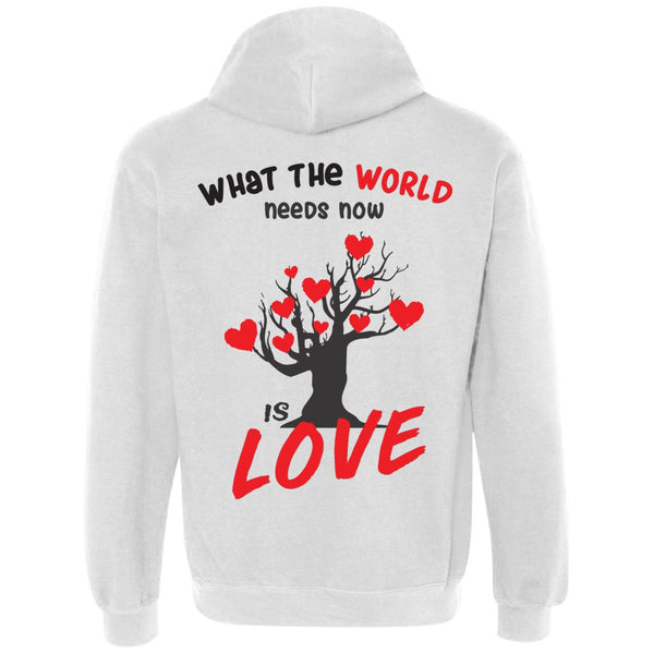 WHAT THE WORLD NEEDS NOWIS LOVE
