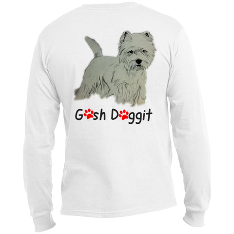 GOSH DOGGIT WEST HIGHLAND TERRIER