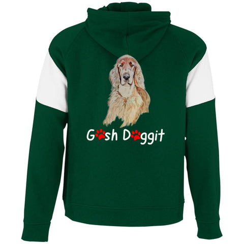 GOSH DOGGIT IRISH SETTER