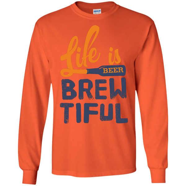 LIFE IS BREWTIFUL