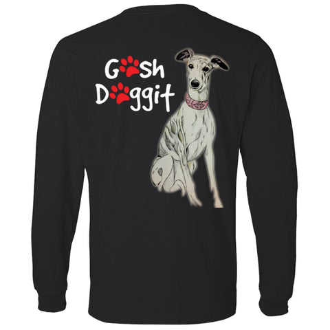 GOSH DOGGIT GREYHOUND